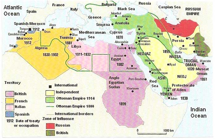the history of the middle east to 1914 essay Ccot middle east nationalism  between the 1914 and the  israel and palestine have had an extensive history of conflicts and violence which continues to plague.
